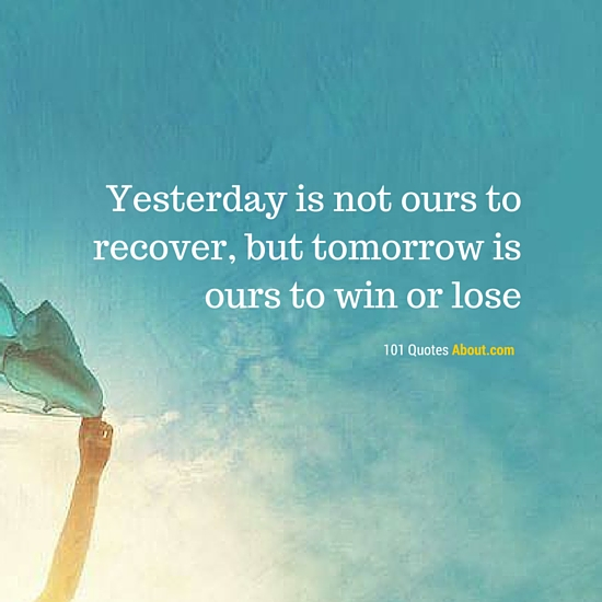 """Yesterday Quotes"""