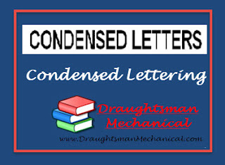 what-is-Condensed-letters