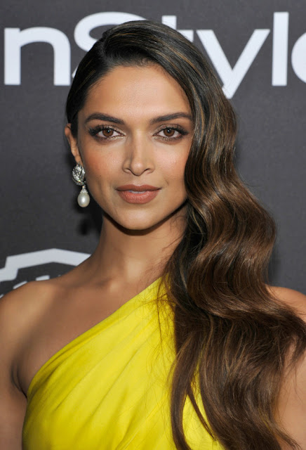 Deepika Padukone at InStyle's after party 2017