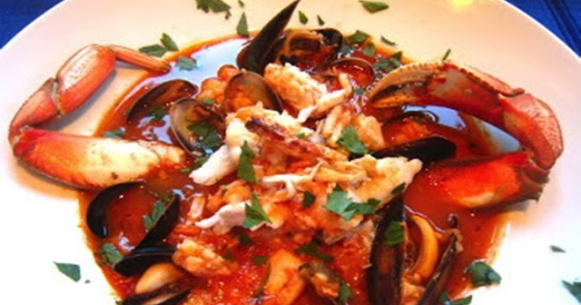 San Francisco Style Cioppino Big Mamma S Italian American Cooking