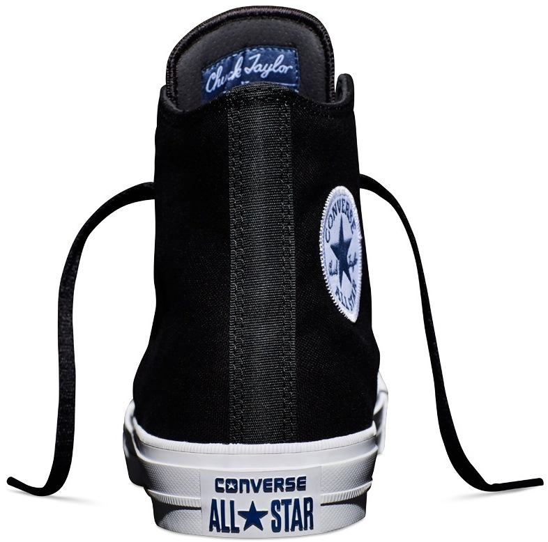 84a2a4b811c6 The Chuck Taylor All Star II Back View