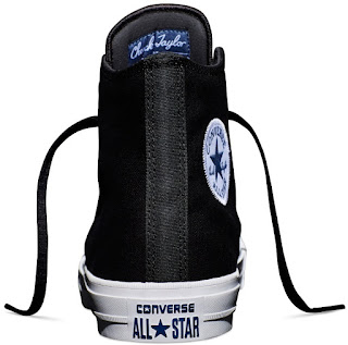 The Chuck Taylor All Star II Back View