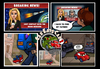 Car Eats Car 2 Apk v1.1.2 (Mod Money)