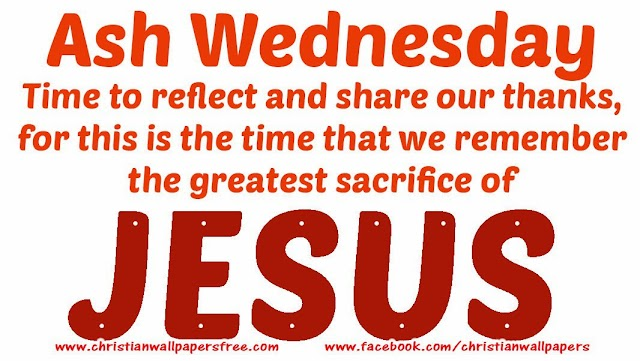 Ash Wednesday Quotes facebook covers