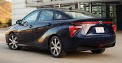 2017 Toyota Mirai Specs And Price