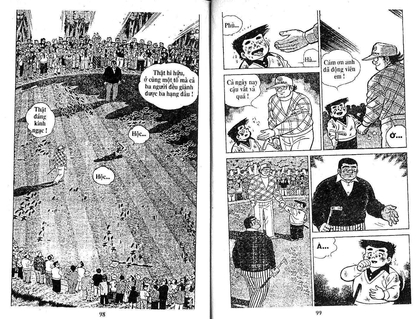 Ashita Tenki ni Naare chapter 20 trang 48