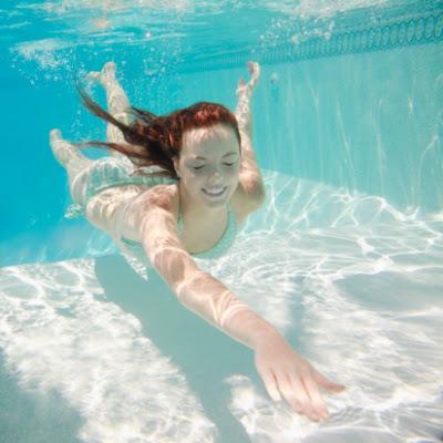 bơi lội giúp người gầy tăng cân an toàn