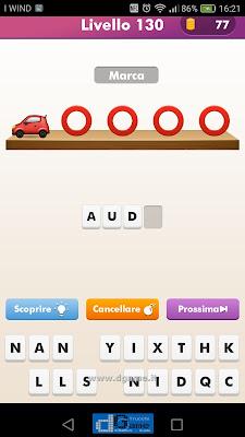 Emoji Quiz soluzione livello 130