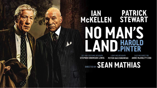 Theatre, No Man's Land, Ian McKellen, Patrick Stewart, play