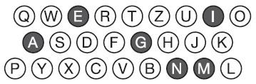 Teclado Enigma