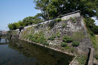 石田城、福江城