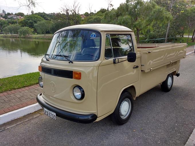 Rare Vw Bus Single Cab Brazilian Karmann Ghia Vw Bus