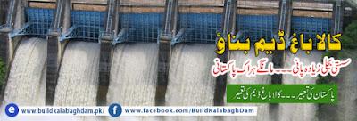Kalabagh Dam-moonis Elahi