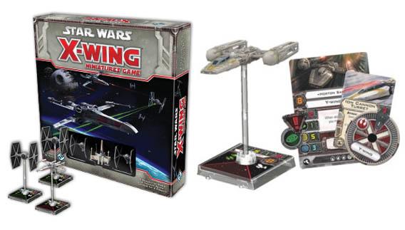 Juego de Mesa X-Wing Star Wars