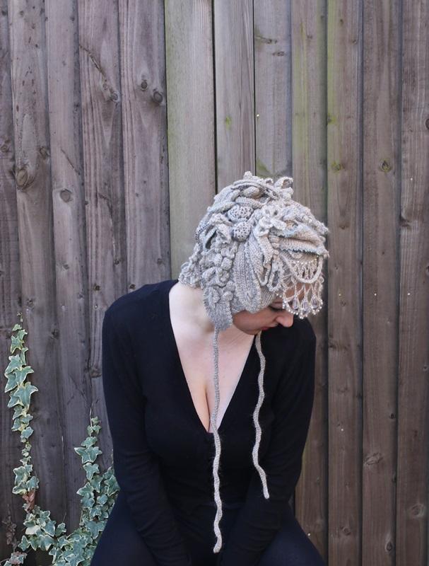 czepiec z kolekcji GGW fashion