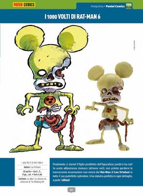 I 1000 volti di Rat-Man #6
