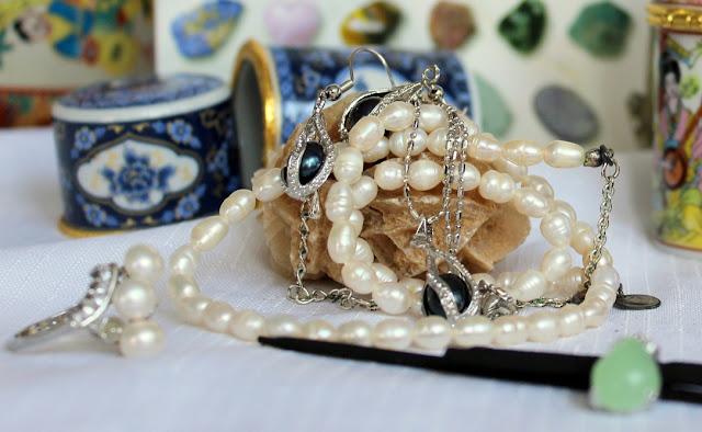 Pearls, the jewels that I like