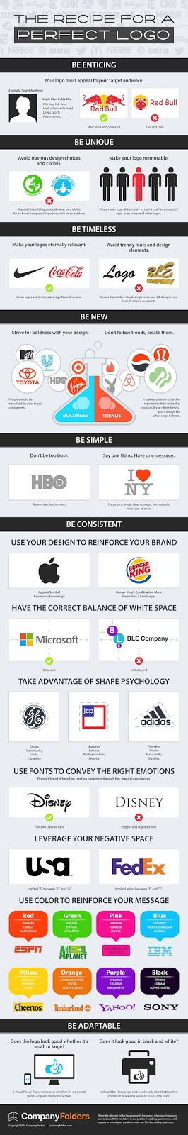 7 Design Tips For Effective Website Logos