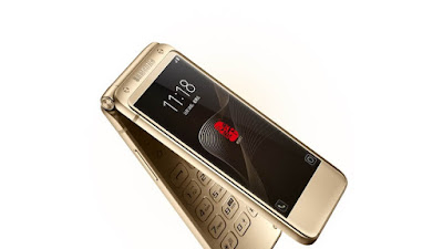 مميزات هاتف  Samsung W2018