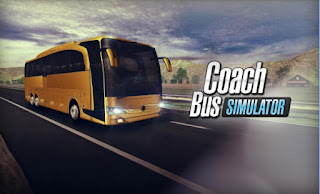 Coach Bus Simulator (MOD, unlimited money)