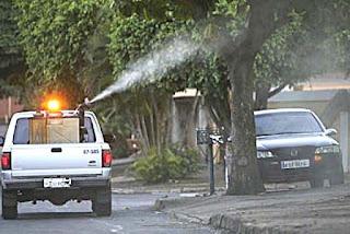 Operação Fumacê para combate ao Aedes aegypti está de volta
