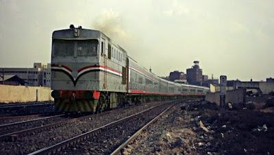 السكة الحديد المصرية