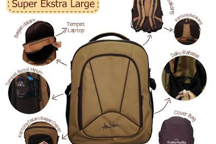 Tas Kabin Ekstra Large, Pilihan Bagi Traveler