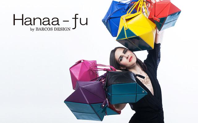 三個必買Hanaa-fu摺疊包的理由