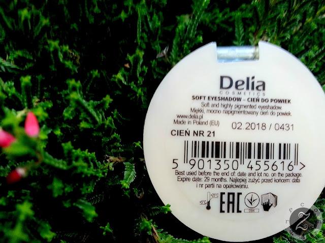 Delia, cień do powiek, nr 21