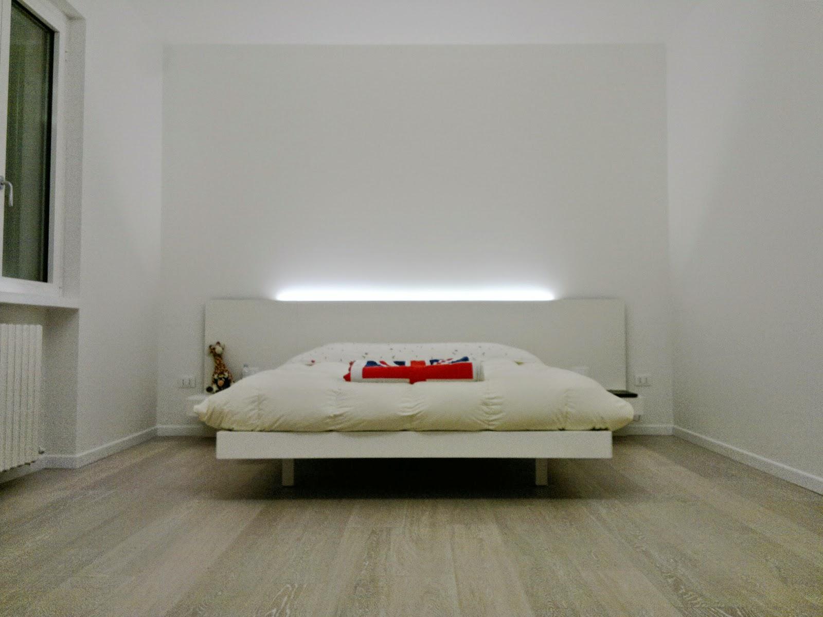 Illuminazione led casa aprile 2015 for Illuminazione camera da letto matrimoniale