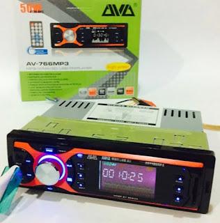 gambar tape mobil merk AVA