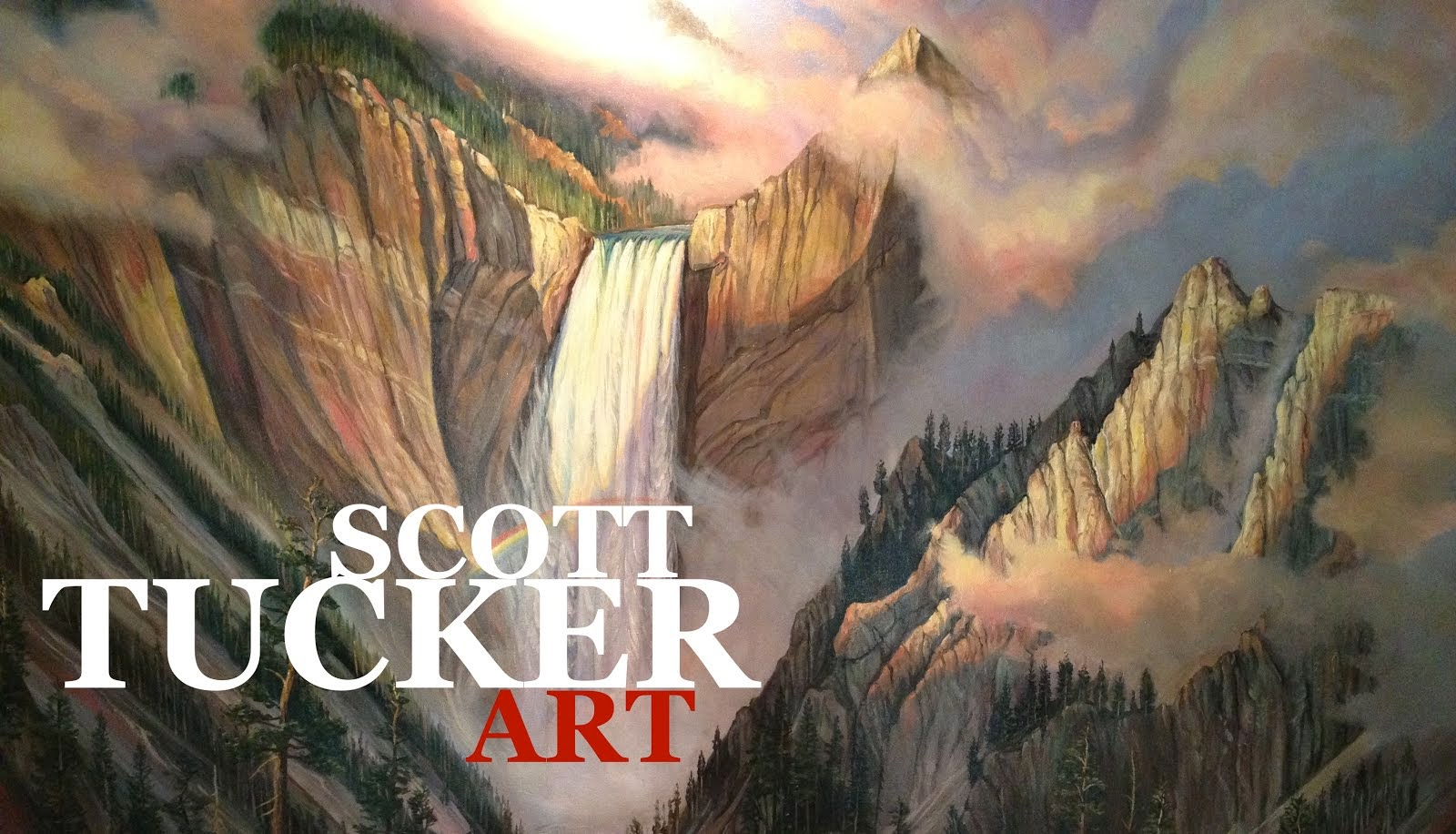 Artworks By Scott Tucker