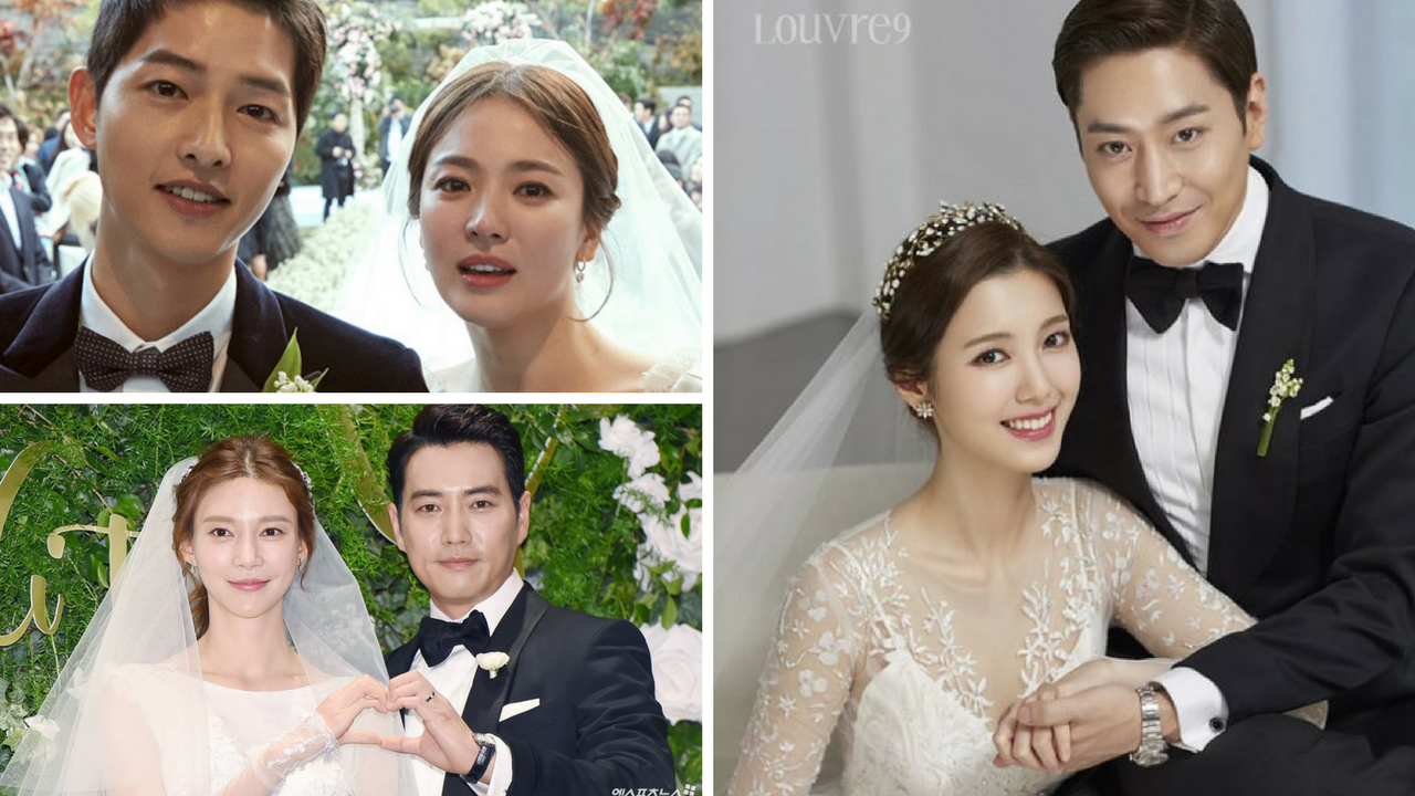 Top 14 Korean Celebrity Couples That Inspire Relationship ...