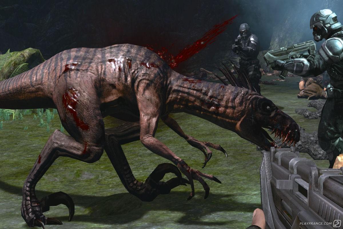 Jogos em Torrents Turok para Xbox 360