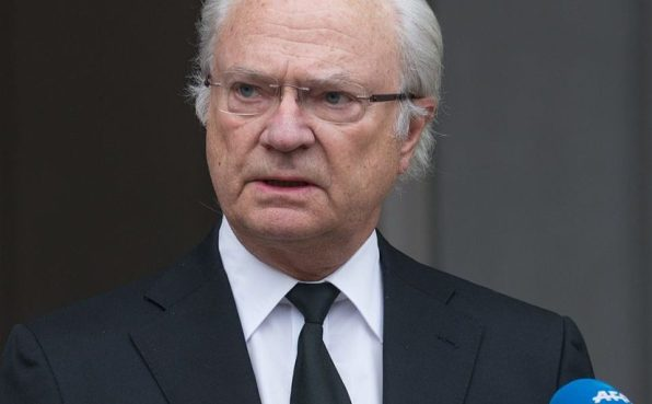 King Carl XVI Gustaf sends condolence message to United States after devastating hurricanes