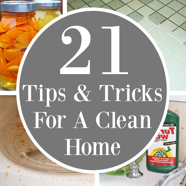 Spring Cleaning Is One Of Those Chores That No One Enjoys Yet, It Needs To  Be Done. Today Iu0027m Sharing 21 Spring Cleaning Tips U0026 Tricks To Keep Your  Home In ...