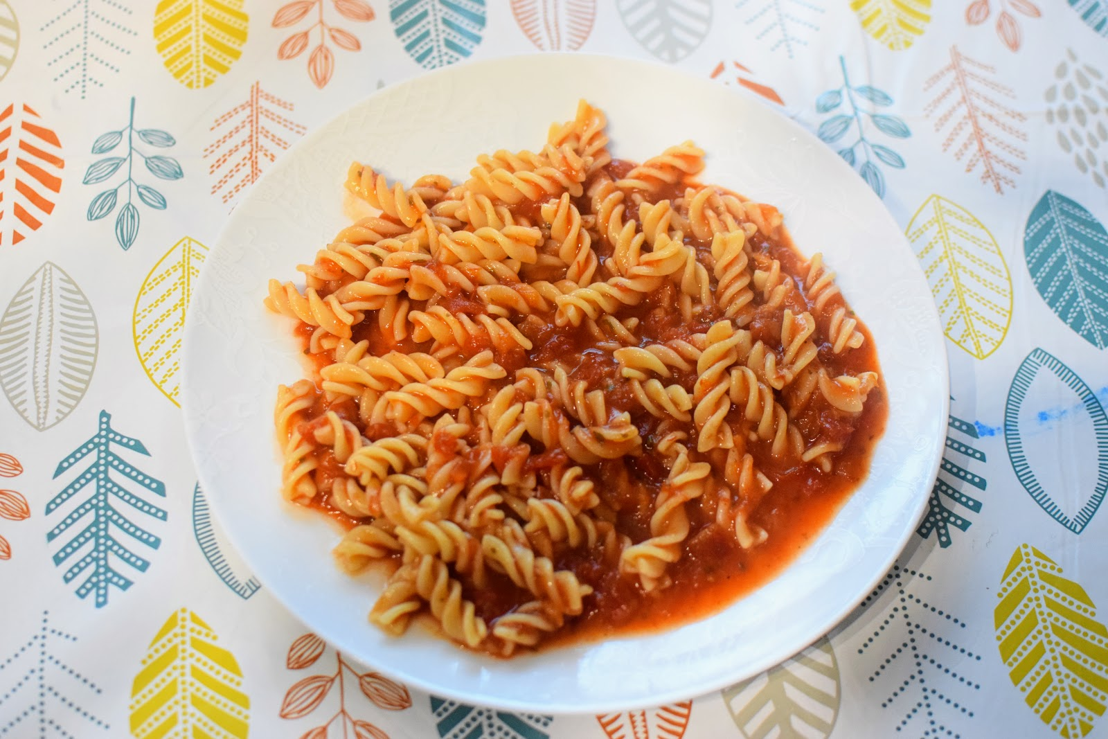 , Food:  Know Your Portions- How Much Pasta Per Person?