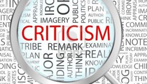 Kritik dan Saran
