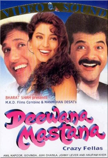 Deewana Mastana 1997 Hindi 720p DVDRip 1.1GB