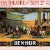Las carreras de cuadrigas de Ben Hur