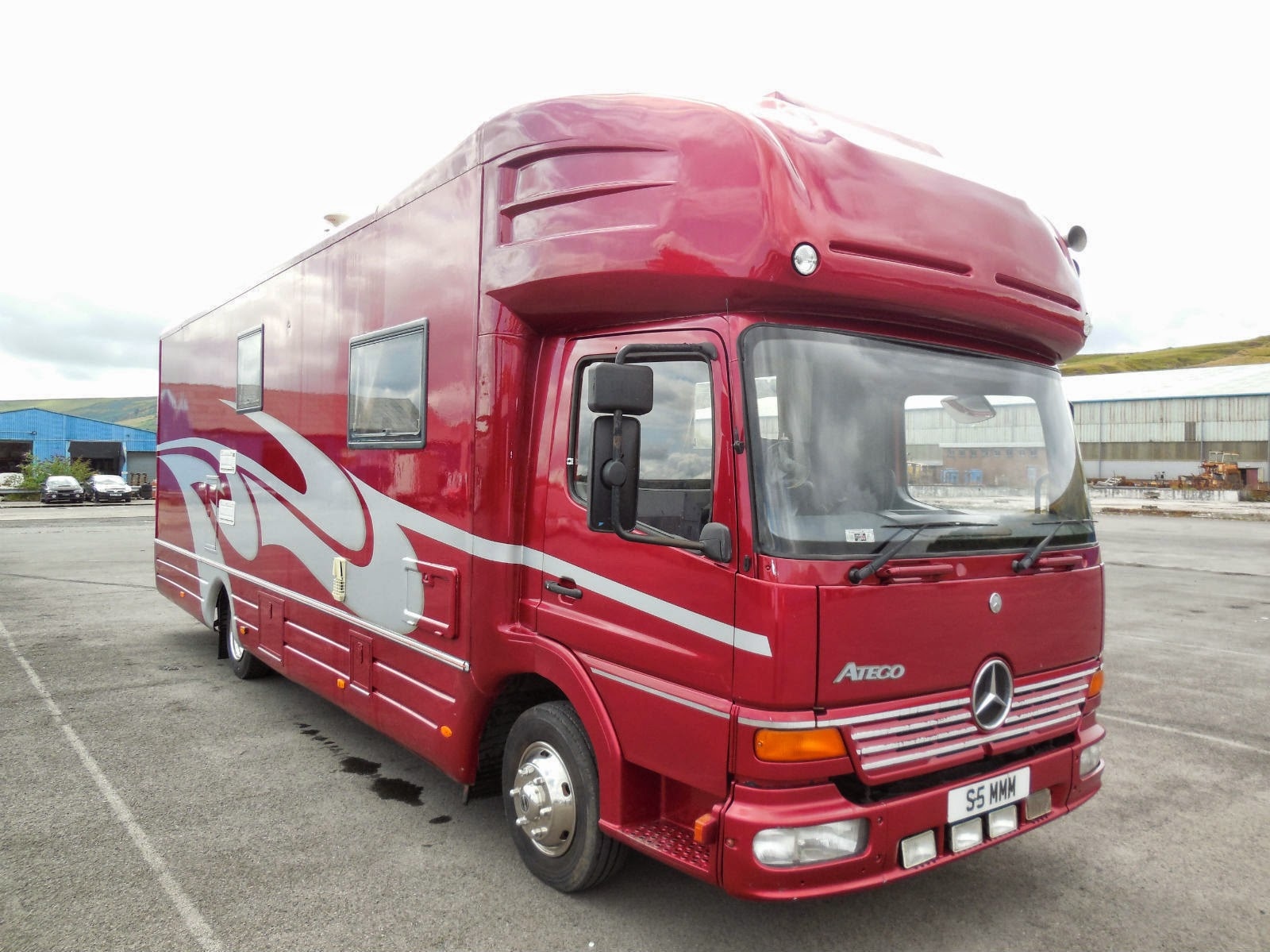Used Rvs Krm Race Motorhome For Sale For Sale By Owner