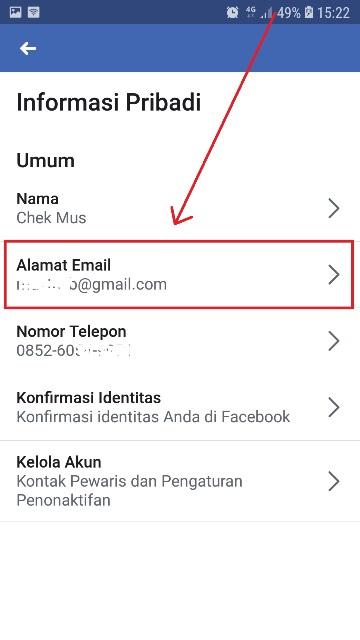 Cara Melihat Email Facebook : melihat, email, facebook, Melihat, Email, Facebook, Sendiri, Musdeoranje.net