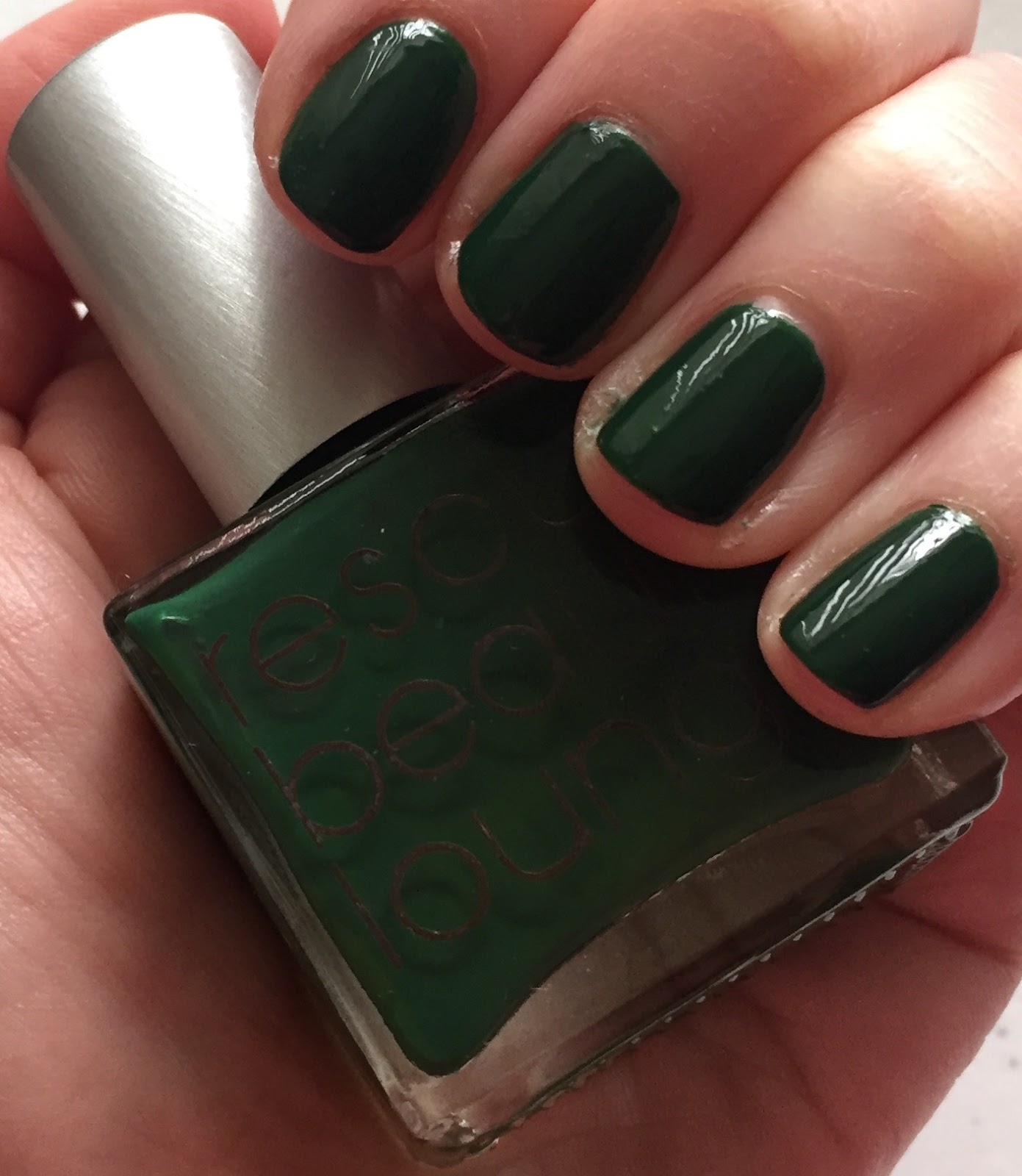 The Beauty of Life: HPB Presents My First Ever Indie Nail Polish ...