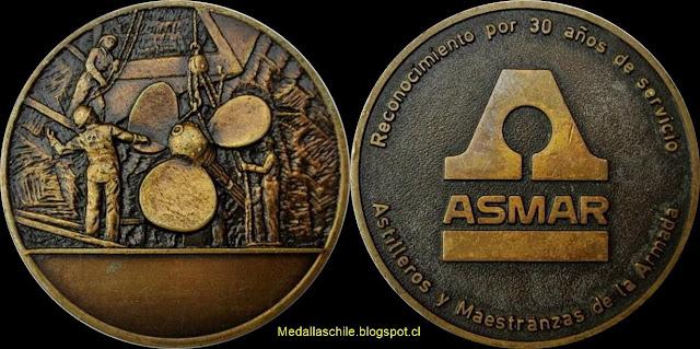 ASMAR - Astilleros y Maestranzas de la Armada