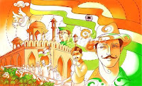 India's independence day 2016 image