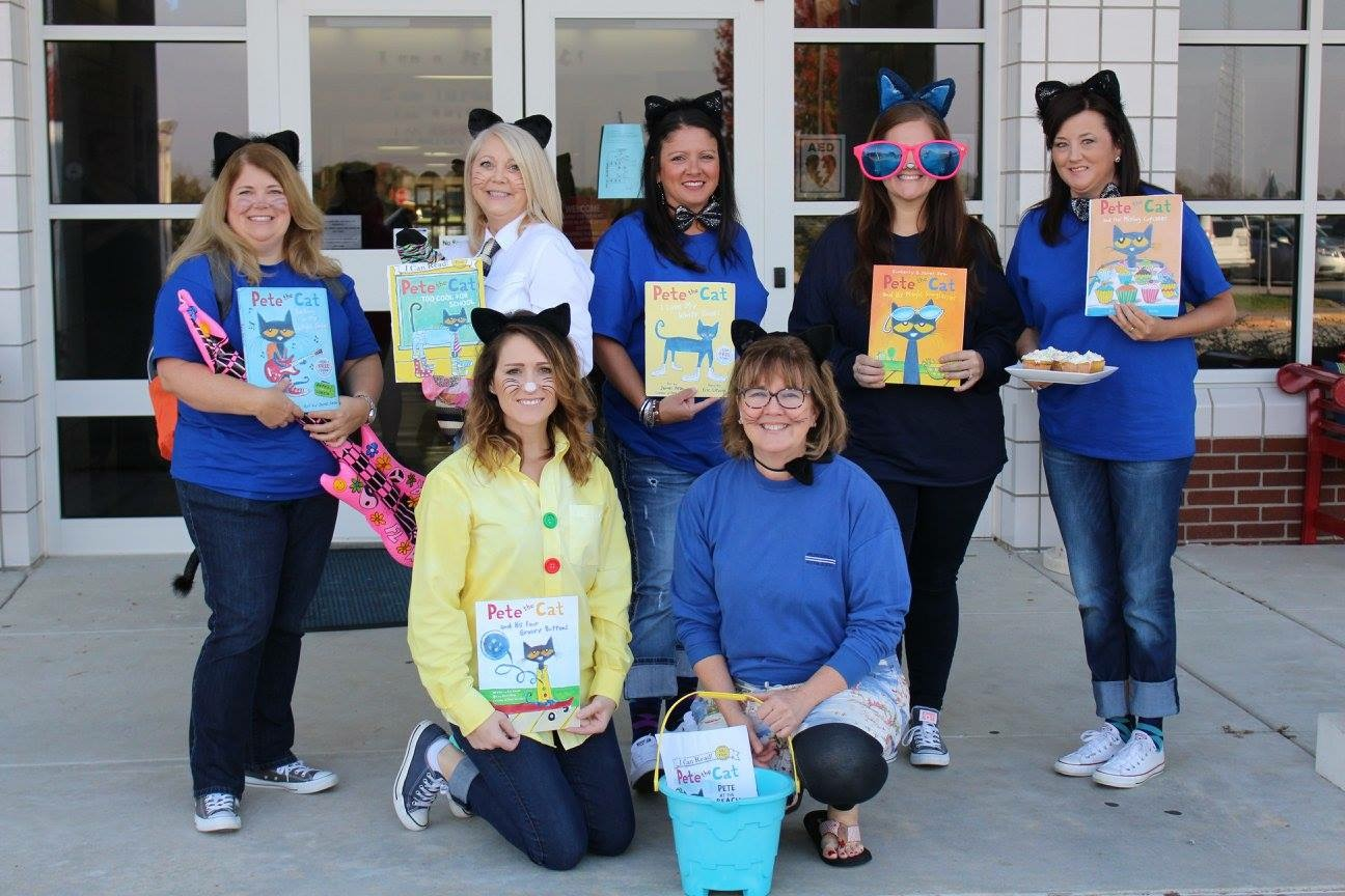 is also a favorite on Book Character Day. I love all the different Pete the Cat books such a great variety of books. I love the shoes! So fun!  sc 1 st  Teaching the Stars & Book Character Day: Great Ideas for Teacher Costumes