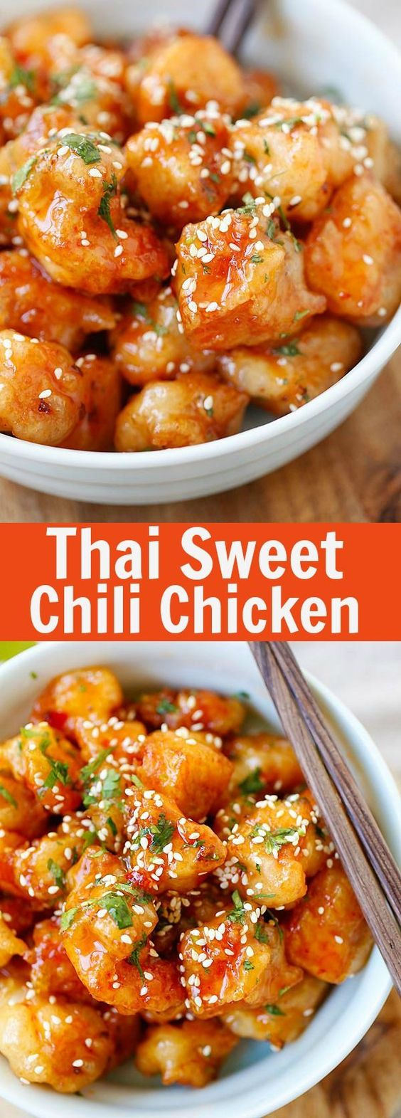Thai Sweet Chili Chicken Recipe