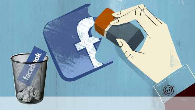 طريقة جديدة لم يتم شرحها من قبل تعطيل وغلق حساب الفيس بوك لفترة معينة فى 7 خطوات