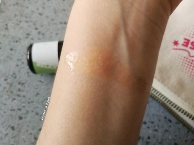 Lalei MamiRelax olio gambe