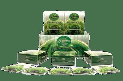 √ Khasiat Teh Hijau ⭐ Green Tea Mix ✅ Herballove